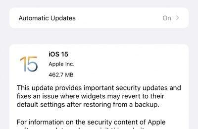 Apple Music a un bug sur iPad 9, iPhone 13 et iPad mini!