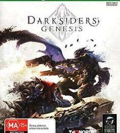 Darksiders et d'autres jeux de THQ bénéficient de réductions sur Xbox — Jeux — info